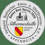 Baden-Best-Spirits-2020-Award-silber
