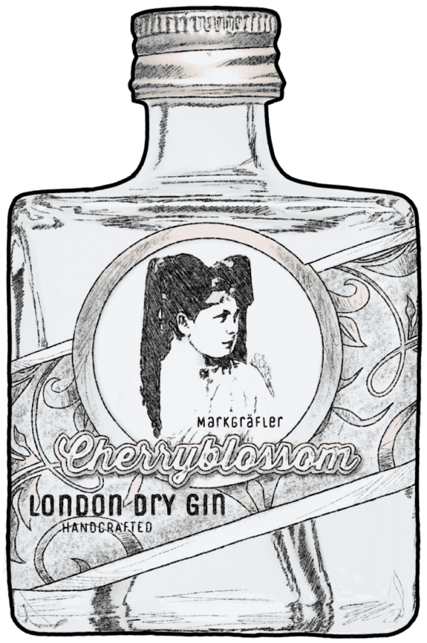 Cherryblossom Gin Classic klein crop
