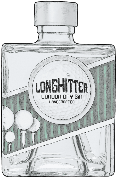 Cherryblossom Longhitter London Dry Gin crop 600