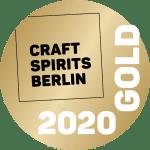Destille Berlin Medaille 2020 01