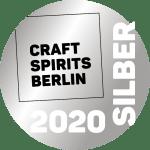 Destille Berlin Medaille 2020 02